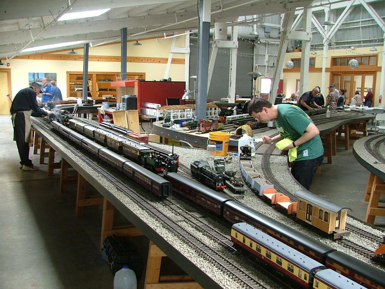 Staver Locomotive
